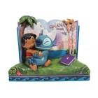 Disney Traditions Stitch Story Book