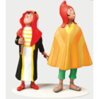 Tintin (Kuifje) Abdallah & Zorrino