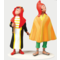 """Tintin (Kuifje) Abdallah & Zorrino (""""Musée Imaginaire"""" collection)"""
