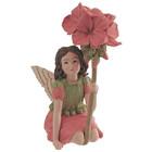 Flower Fairies Geranium Fairy with Flowers (Box)
