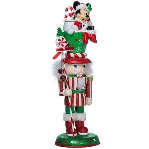 Disney Kurt S. Adler Minnie Mouse Hollywood™ Nutcracker