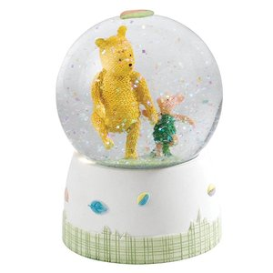 Classic Pooh (BO) Pooh & Piglet Water Bal (Knitted)