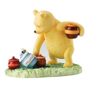 Classic Pooh (BO) Pooh Gathering Honey Pots