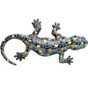 Barcino Design Salamander Blue (Mozaiek effect) - Copy