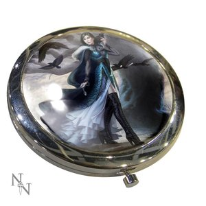 Anna Steinbauer Raven Compact Mirror