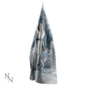 Anne Stokes Winter Guardians Scarf