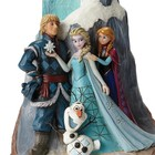 Disney Traditions Frozen Birch Carved by Heart
