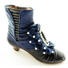 Just the Right Shoe Victorian Ankle Boot