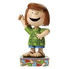 Peanuts (Jim Shore) Peppermint Patty