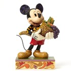 Disney Traditions Autumn Mickey Mouse