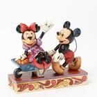 Disney Traditions Mickey & Minnie Harvest