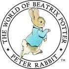 PETER RABBIT Beatrix Potter (Border)