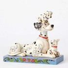 Disney Traditions Pongo with Penny & Rolly
