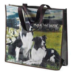 Border Fine Arts Border Collie Shopper Bag