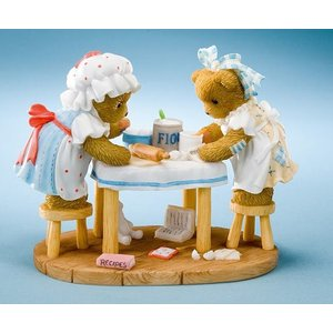 Cherished Teddies Camy and Emmie
