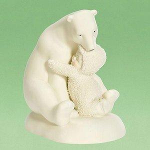 Snowbabies Big Bear Hug