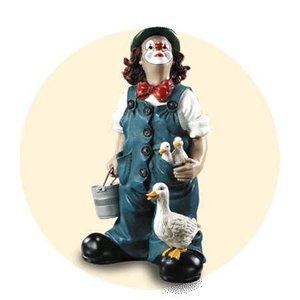 Gilde Clowns Boer Frans