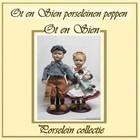 Ot en Sien Porselain Dolls Ot en Sien (Set)