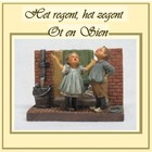 Ot en Sien It's raining, ..........