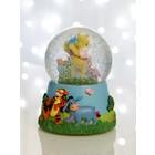 Pooh Snowglobe (Musical)