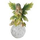Studio Collection Fairy with Frog (Globe)