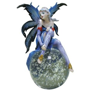 Studio Collection Blue Fairy on Globe