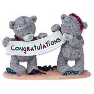 Me To You Congratulations