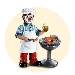 Gilde Clowns Barbeque Master