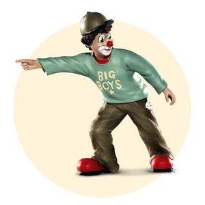 Gilde Clowns Big Boy (Large)