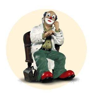 Gilde Clowns 1. SET Bärendoktor + Kranker Teddybar