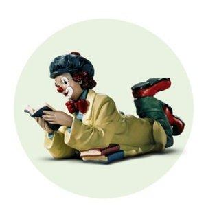 Gilde Clowns Bookworm 1 (Large)
