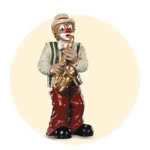 Gilde Clowns Band: Saxophonist