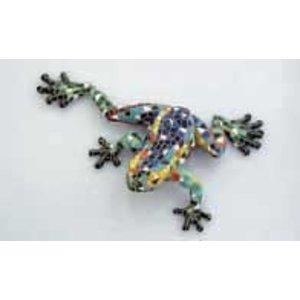 Barcino Design Frog Mosaic