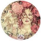 Linda Ravencroft Its Just a Scratch Clock