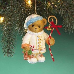 Cherished Teddies Bear w. Gingerbread