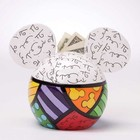 Disney Britto Mickey Mouse Money Bank Britto