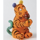 Classic Pooh (BO) Tigger Savingsbank (knitted)
