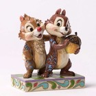 Disney Traditions Chip and Dale Nutty Buddies