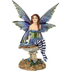 Amy Brown 'Naughty Fairy' Bottom of Garden Fairy