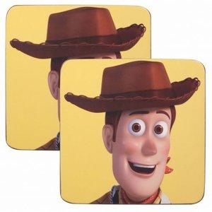 Disney Best Buddies Woody Coaster