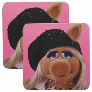 Disney Best Buddies Miss Piggy Coaster
