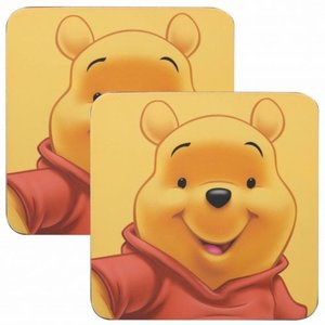 Disney Best Buddies Pooh Coaster
