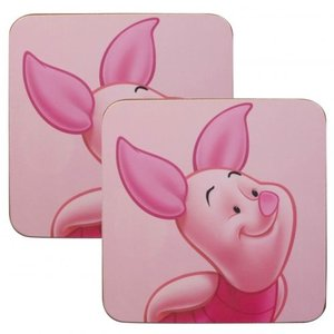 Disney Best Buddies Piglet Coaster