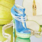 Just the Right Shoe Tutti Frutti