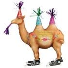 Westland (Happy Birthday) Camel Happy Birthday