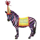 Westland (Happy Birthday) Zebra Happy Birthday