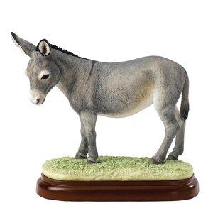 Border Fine Arts Donkey (Grey)
