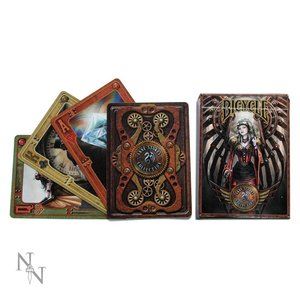 Anne Stokes Anne Stokes Steampunk Playing Cards