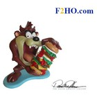 Fleischer Studios Taz Eating Burger