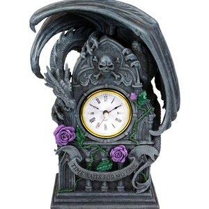 Anne Stokes Dragon Beauty Clock